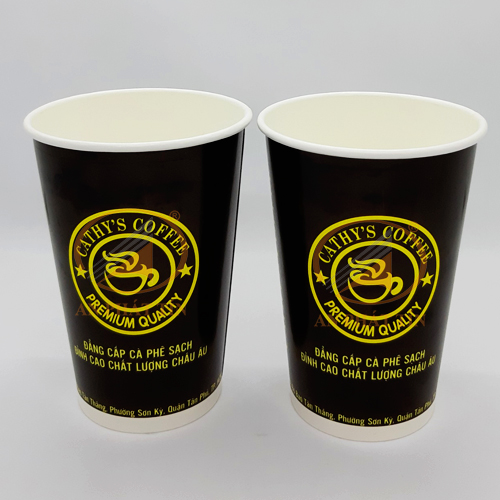 ly giấy cafe 16oz